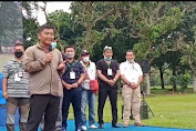Jalin Sinergitas, Dispen AD Adakan Komsos Kreatif Dan Silaturahmi Awak Media