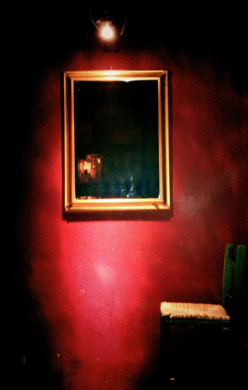 Κάτω οι καθρέφτες ...