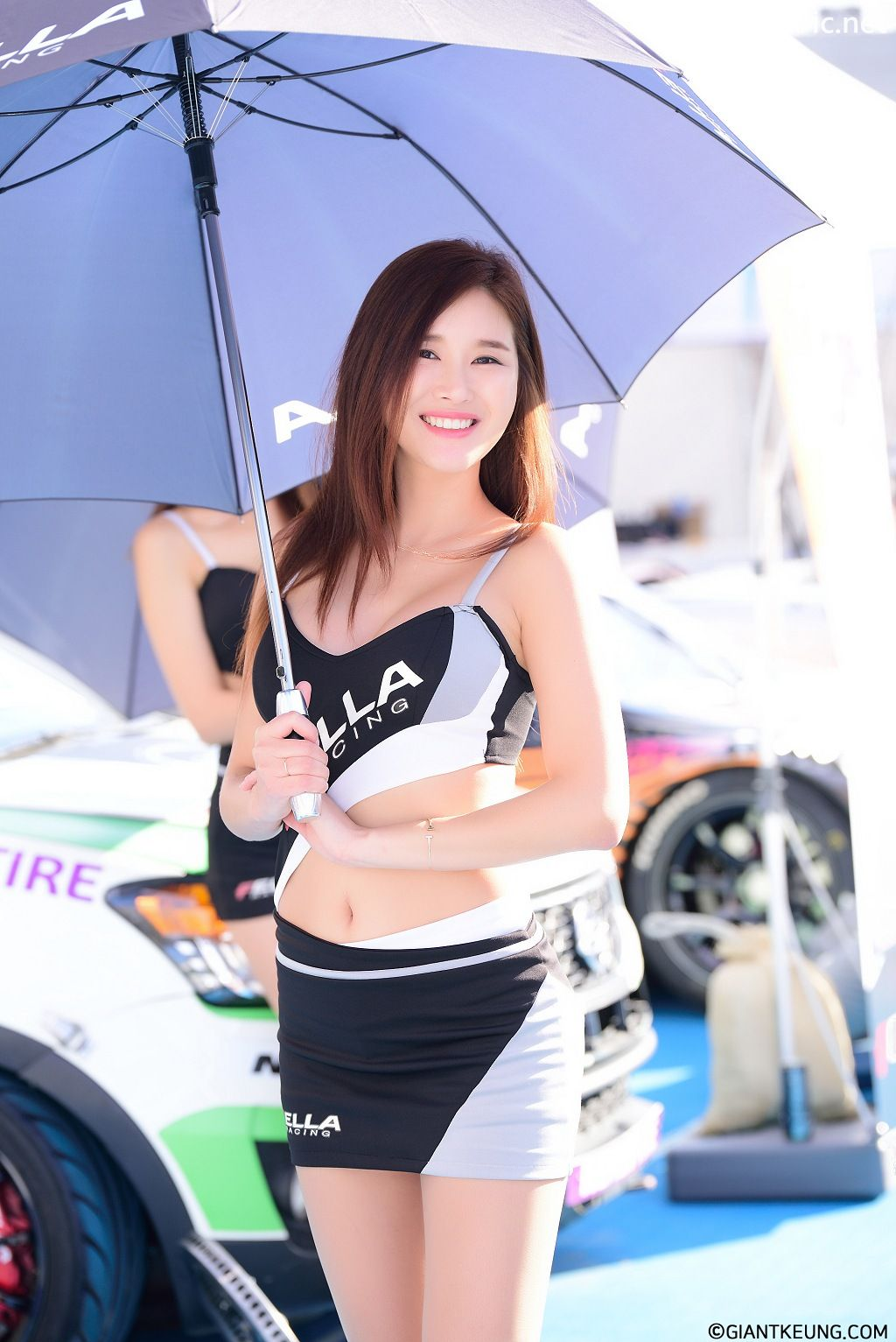 Image-Korean-Racing-Model-Cheon-Se-Ra-At-Incheon-Korea-Tuning-Festival-TruePic.net- Picture-4