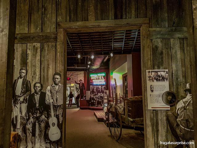 Rock'n'Soul Museum, Memphis