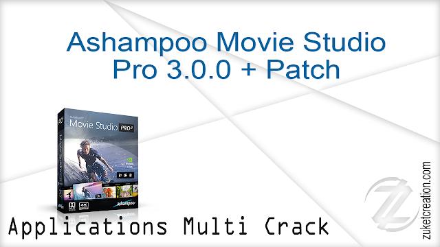Ashampoo Movie Studio Pro 2 license