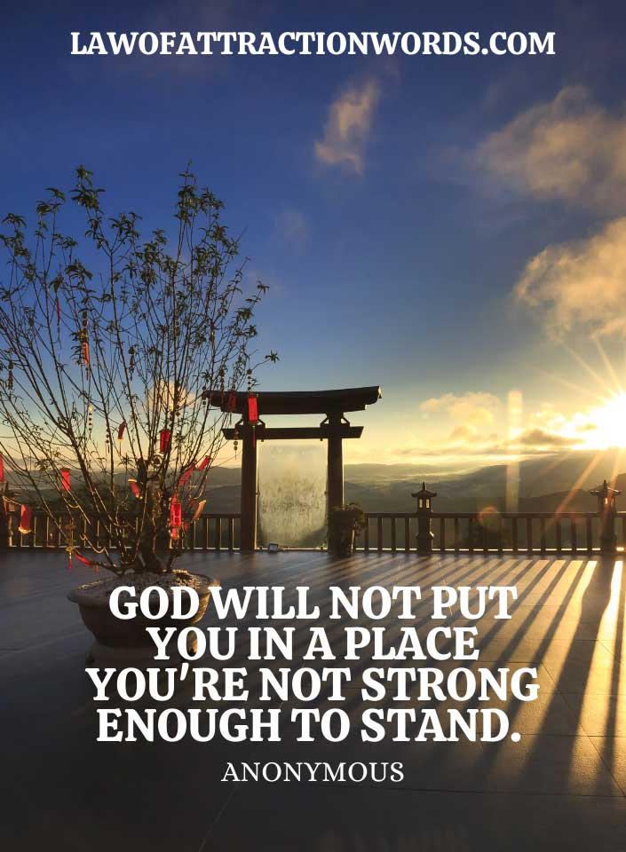 Quotes About Faith In God From Unknown Authors