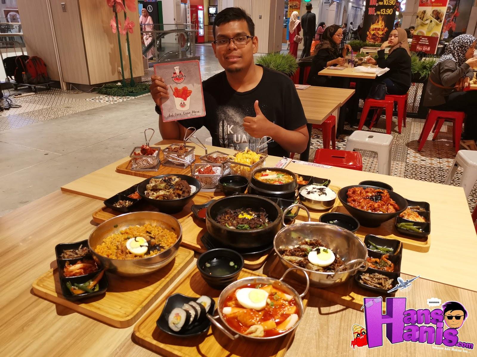 Myeongdong Topokki Makanan Popular Korea Yang Wajib Anda Cuba Hans