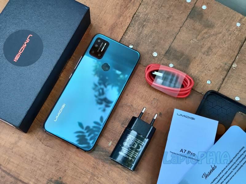 Paket Pembelian Umidigi A7 Pro