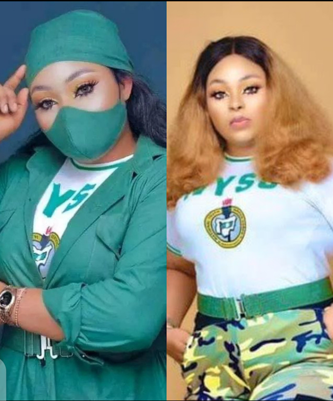 See How Corp Members Rocked The NYSC Uniform