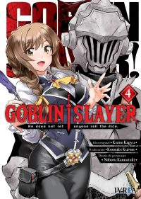 GOBLIN SLAYER (MANGA) #4