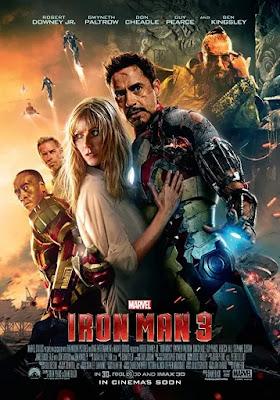 Iron Man 3 (2013) 720p Hindi BRRip Dual Audio Full Movie