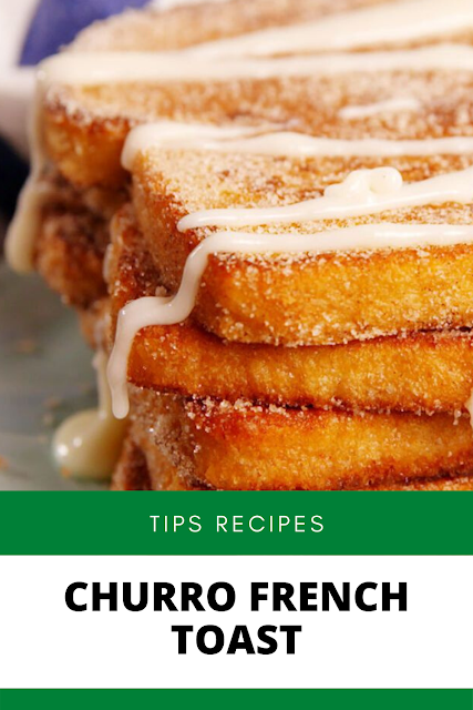 ✓ Churro French Toast