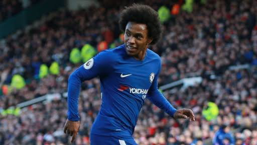 Willian to snub offer of new Chelsea FC contract before January