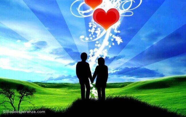 Pareja de enamorados en miras a casarse