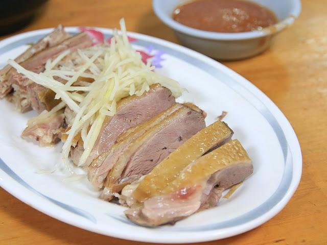 嘉義西市場無名鴨肉飯