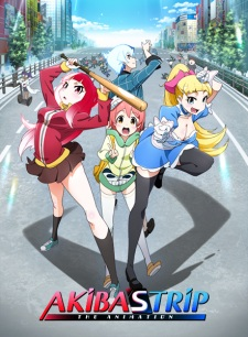 Akiba*s Trip The Animation