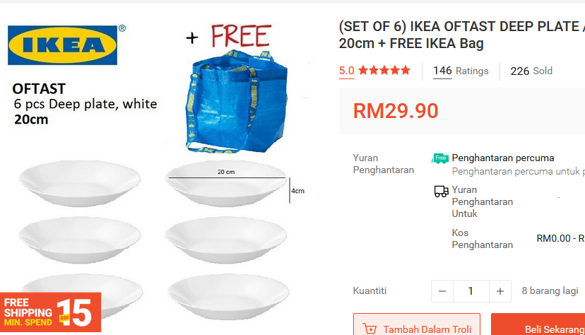 Hadiah Untuk Kawan Perempuan Bawah RM20 dan bawah RM50