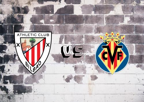 Athletic Club vs Villarreal  Resumen
