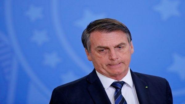 Bolsonaro registra la peor evaluación en seis meses de gobierno