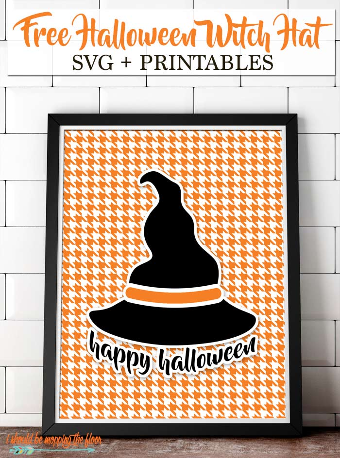 Free Witch Hat Printables