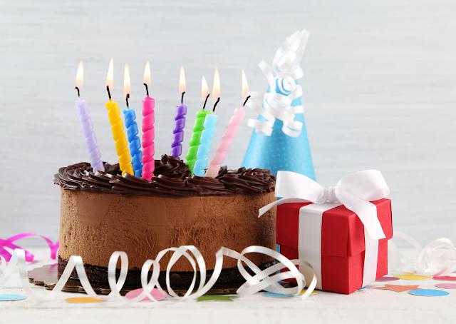 Parsley Birthday Cake  ©BionicBasil®