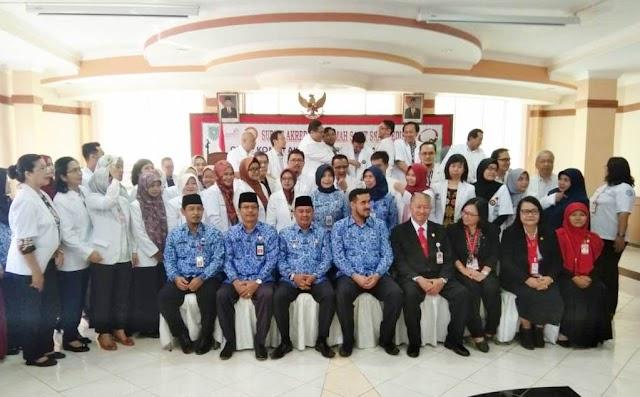 RSUD dr. Mohamad Saleh Menerima Kunjungan Tim Survei Akreditasi RSUD