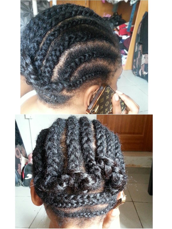 Crochet braids senegalese twists with wow braids naija - Crochet braids twist ...