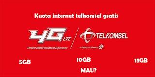 Trik internet gratis telkomsel flash sepuasnya