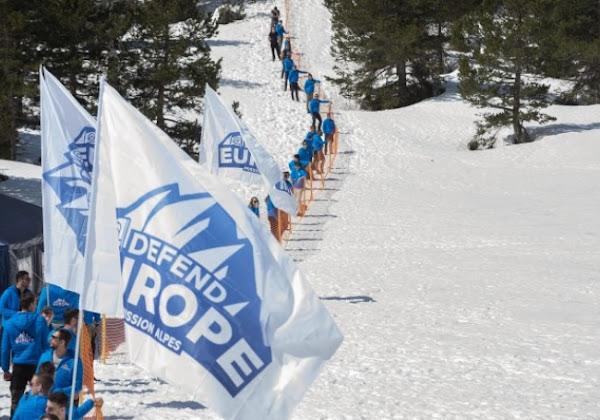 Opération anti-migrants dans les Alpes : les militants de Génération identitaire relaxés