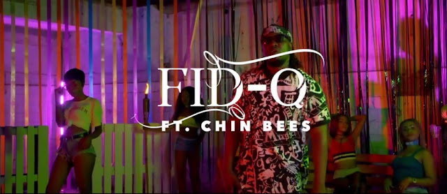Fid Q Ft. Chin Bees - Maselabration