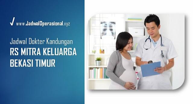 Jadwal Dokter Kandungan RS Mitra Keluarga Bekasi Timur