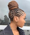 Latest Ghana Weaving Shuku Styles 2020 : Trendy Ghana Weaving Hairstyles.