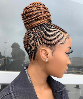 Latest Ghana Weaving Shuku Styles