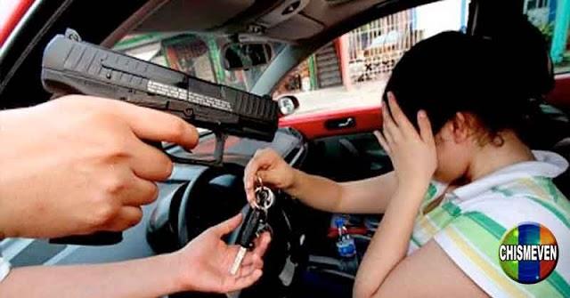 La robaron bien feo en Ocumare del Tuy cuando fue a comprar un carro usado