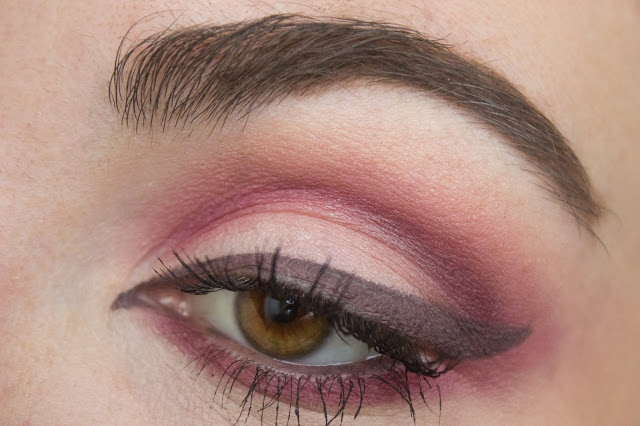 Venus the Grunge Eyeshadow Palette Lime Crime: make-up