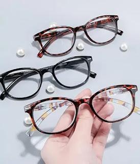EFE reading glasses 5 pack