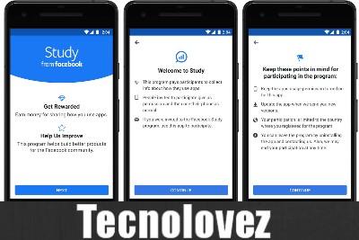 Facebook Study - Applicazione che paga gli utenti per essere spiati