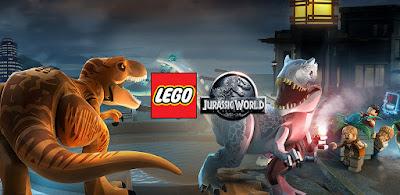 LEGO Jurassic World apk + obb