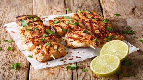 Kagzi Kebab Recipe restaurant style at home