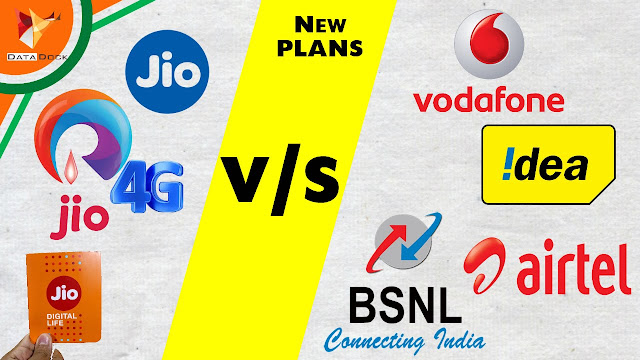Jio vs All