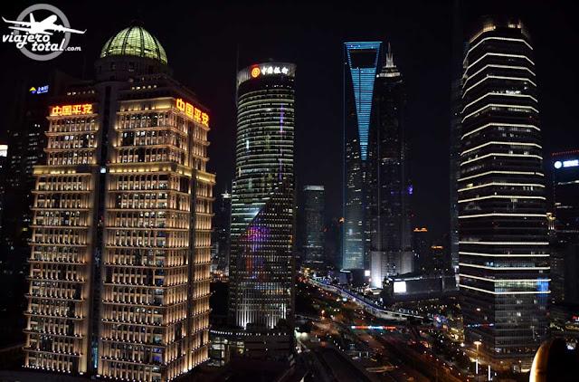 China - Shanghai - Rascacielos - Skyscraper