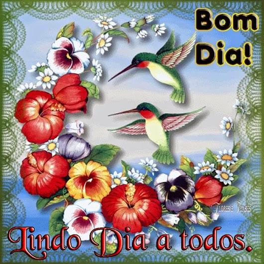 Tag Flores E Frases De Bom Dia
