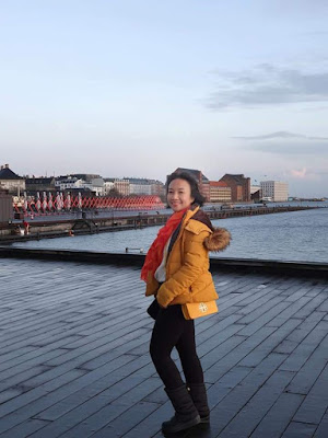 Salah satu dermaga di Copenhagen