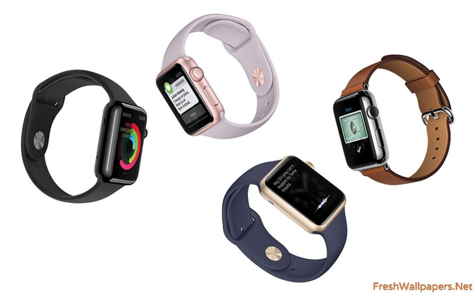 Apple watch 2 wallpapers HD