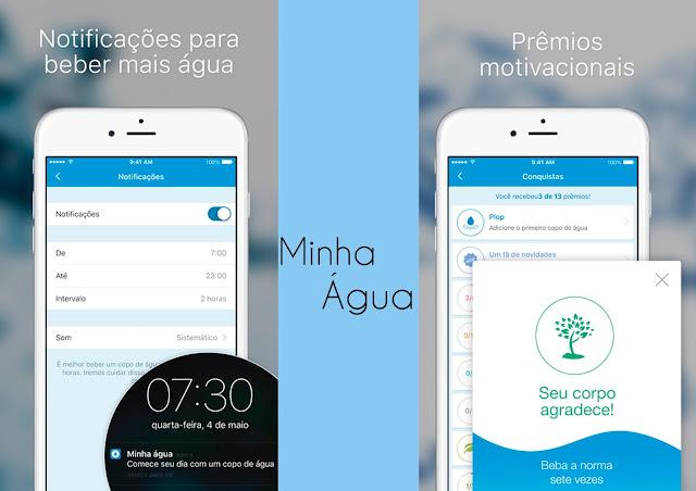 App Beba Água