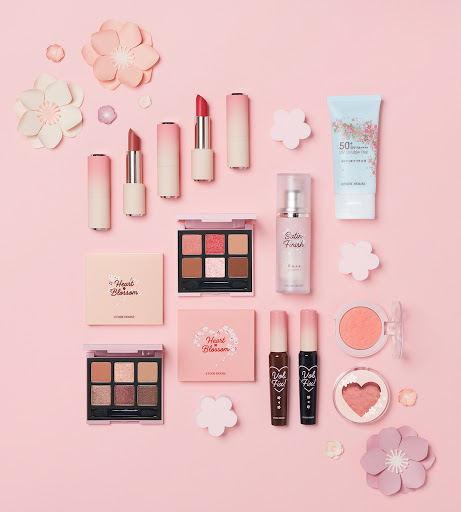 Etude House sort la collection Heart Blossom pour le printemps 2020 !