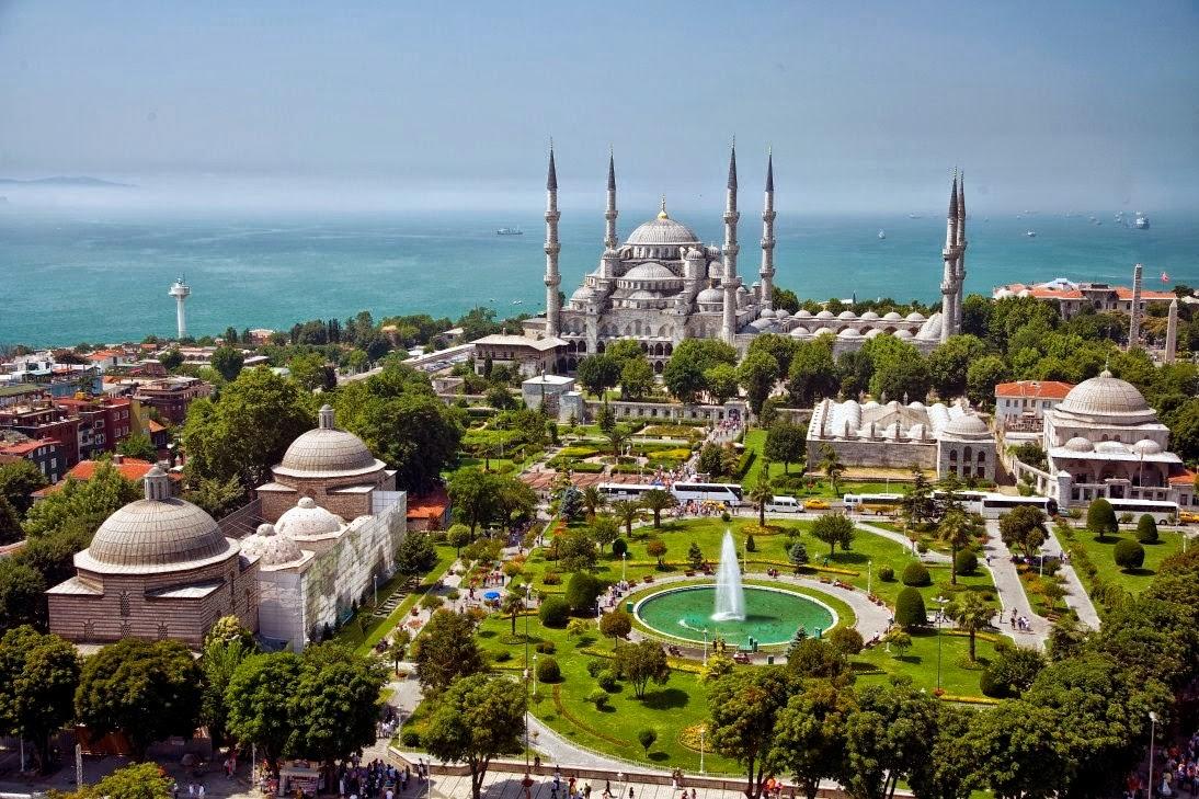 PAKET UMRAH PLUS TURKEY 13 APRIL 2015