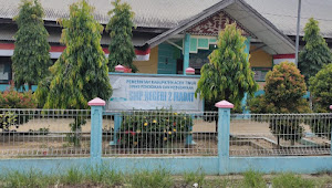 SMP Negri 2 Madat  Dambakan Pagar Sekolah