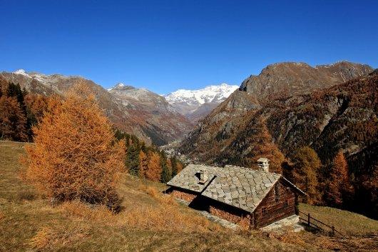 Casa nas montanhas