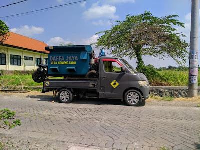 Mesin Perontok Kangkung Sarangan Ganda (Panjang Box 180cm)