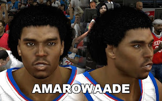 NBA 2K13 76ers - Andrew Bynum