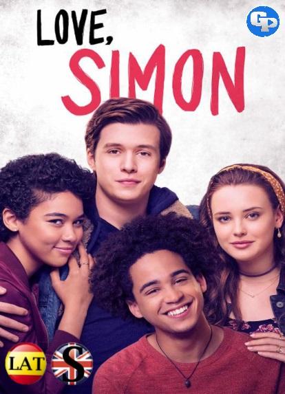 Yo Soy Simón (2018) HD 720P LATINO/INGLES
