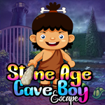 Play Games4King Stone Age Cave Boy Escape