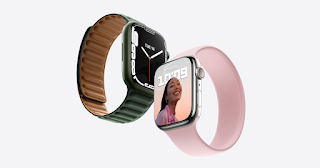 Specifications of the Apple Watch 7 2021